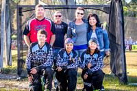 North Bay Haven D6 Paintball Team at SPL/CFP First Strike Sunshine State Open 04.08.2017